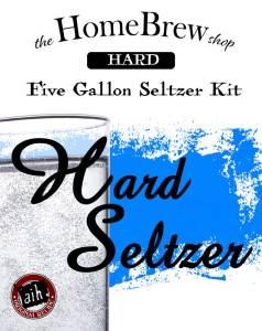Homebrew Hard Seltzer Recipe Kit (5 gallon)