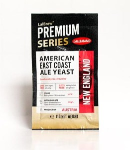Lallemand New England East Coast American Ale Yeast 11 Gram