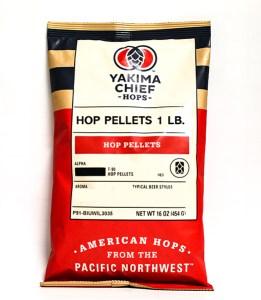Cluster Fugget Blend Hop Pellets 1 lb