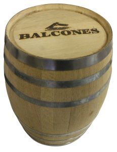 5 Gal New White Oak Barrel For Aging Whiskey, Wine, Cider, Beer Or As Decor