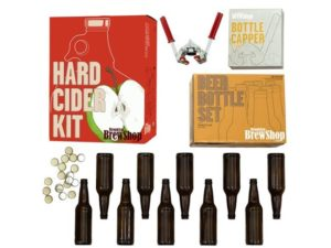 Brooklyn Brew Shop Hard Cider Kit - (Your Choice: With or Without Bottling/Capping Set)