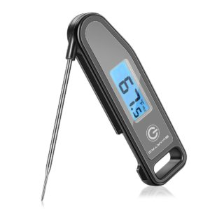 SMARTRO ST43 Digital Instant Read Meat Thermometer Best for Candy Kitchen Food Cooking BBQ Grill Smoker
