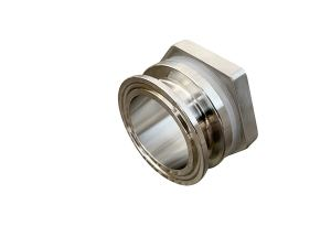 "Bulkhead Compression Fitting 1.5"" TC homebrew Weldless Bulkehad 304 Stainless Steel Homebrew Kettle Bulkhead"