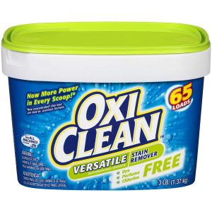 oxiclean versatile free homebrew