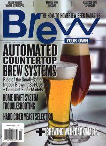 Brew Your Own Print Magazine