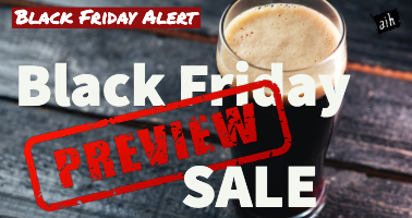 BLACK FRIDAY PREVIEW SALE