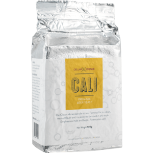 CellarScience Dry Yeast - Cali (500 g) DY103