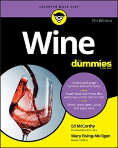 Wine For Dummies Kindle Edition
