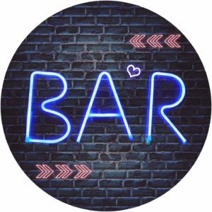 Lighted LED Neon Marquee Word Sign