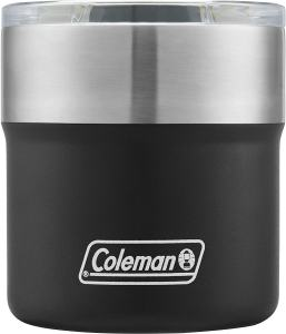 Coleman Sundowner Insulated Stainless Steel Rocks Glass