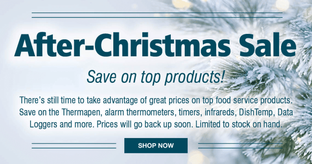 thermoworks after christmas sale