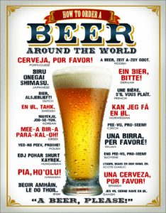 Olu,Pia Christmas Concert Dec 2020 How to Order A Beer Metal Sign | Homebrew Finds