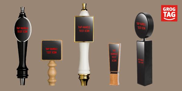 custom tap handles