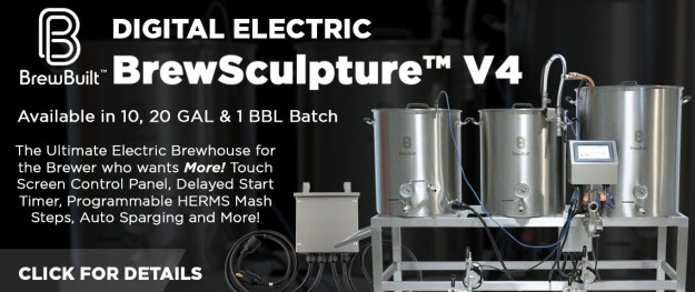brewbuilt electric