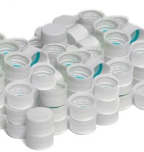 28 MM Bottle Cap (500 Caps For Plastic Bottles)
