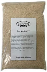North Georgia Still Company's Red Star Dry Active Distillers Yeast 1 lbs.