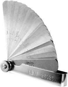 OEMTOOLS 25025 26 Blade Master Feeler Gauge