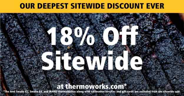 thermoworks sale