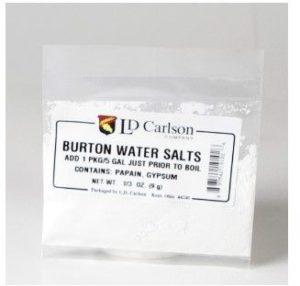 Burton Water Salts 1/3 Oz.