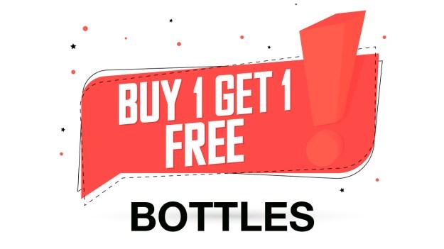 beer bottle sale