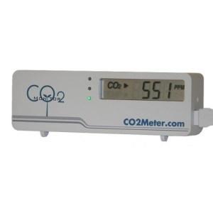 CO2Meter RAD-0301 Mini CO2 Monitor, White