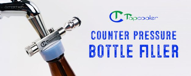 TAPCOOLER COUNTER PRESSURE BOTTLE FILLER & ACCESSORIES