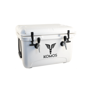 KOMOS® Rubicon Draft Box (2 Tap) D1915