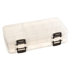 Plano Adjustable Double-Sided StowAway Tackle Box Premium Tackle Storage