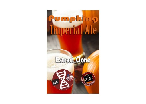 Pumking Clone Recipe Kit