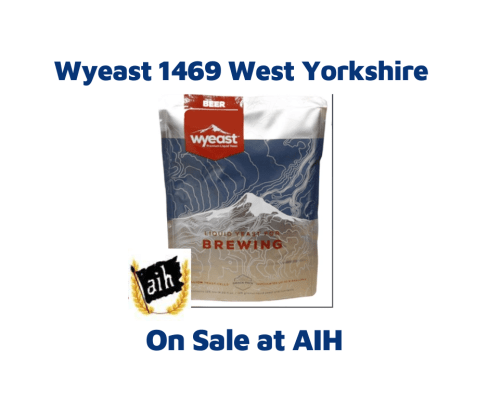 Wyeast 1469 West Yorkshire Ale Yeast