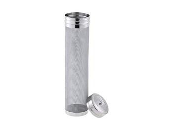 Lopbinte Beer Dry Hopper Filter,300 Micrometre Mesh Stainless Steel Hop Strainer Cartridge, Homebrew Hops Beer & Tea Kettle Brew Filter