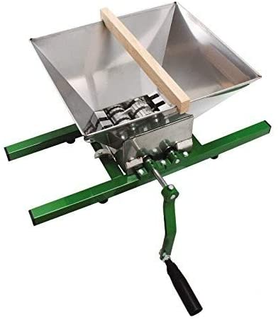 Apple and Fruit Crusher for Wine and Cider Press