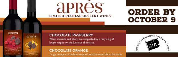 apres limited release wines