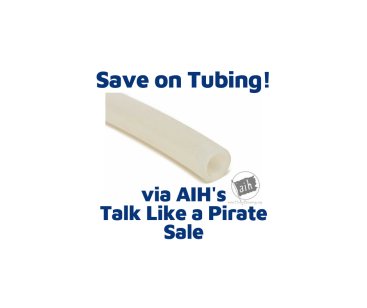 homebrew tubing deal