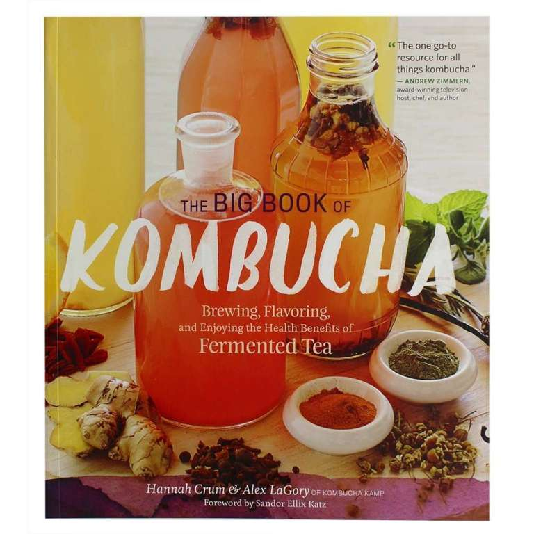 Kombucha & Fermented Foods
