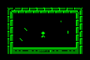 Mayhem for the Commodore PET (ingame)