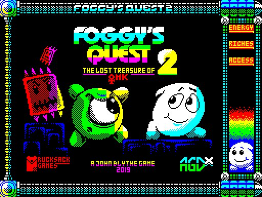 Foggy's Quest 2