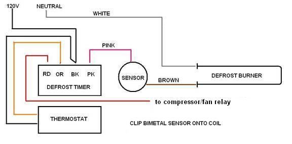 Paragon Time Clock 8045 00 Diagram – Defrost Timer Wiring Diagram