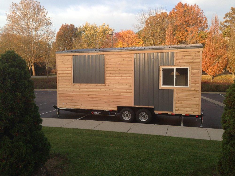 Illinois Custom Tiny Homes