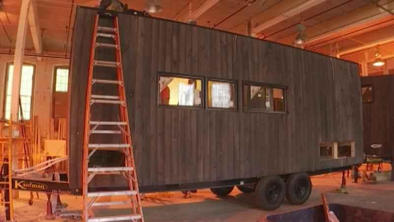 Massachusetts Custom Tiny Homes