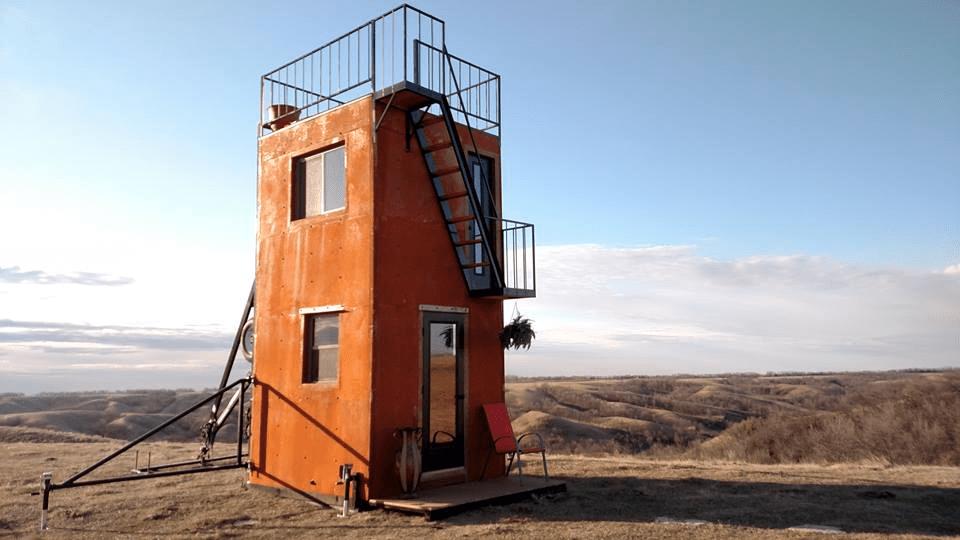 North Dakota Custom Tiny Homes