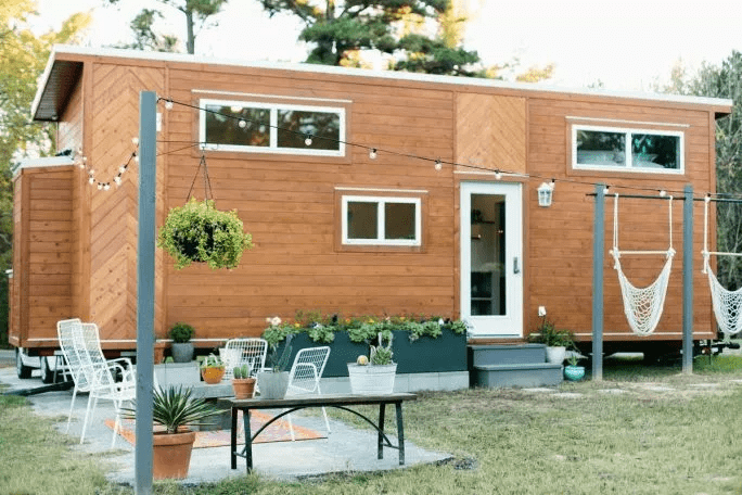 Texas Custom Tiny Homes