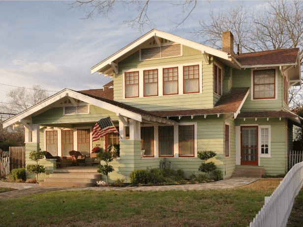 Craftsman Architectural Style 5-min