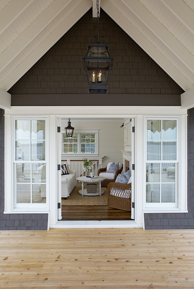 Coastal Muskoka Living Interior Design Ideas Home Bunch
