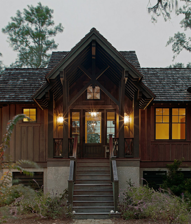 Rustic Cottage With Neutral Interiors Home Bunch Interior Design Ideas