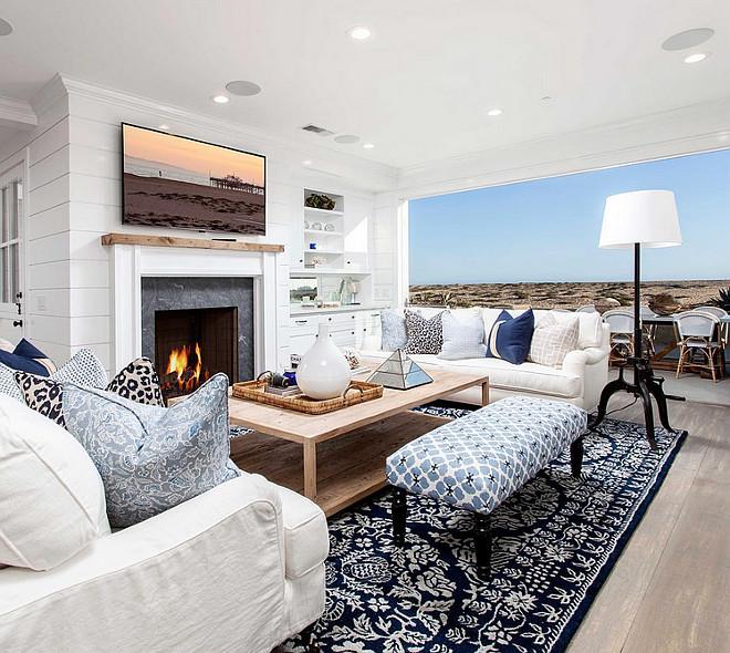 Beach Cottage Living Room Furniture