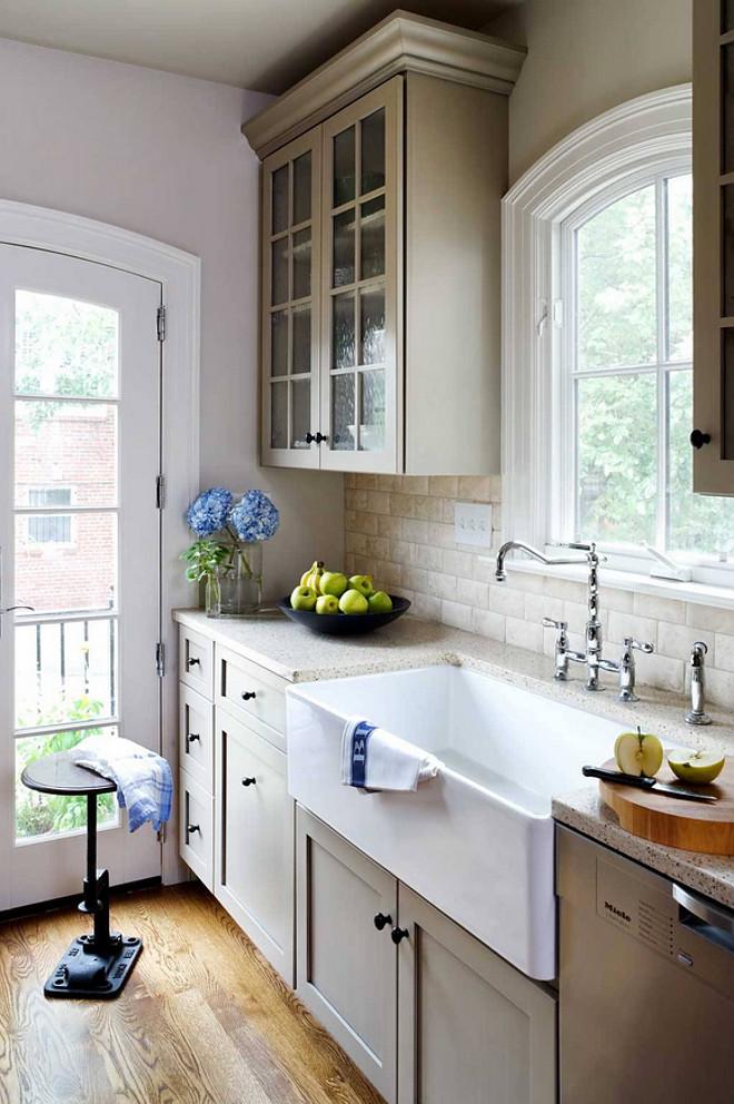 """Kitchen Sink. Kitchen Apron Sink. Kitchen Farmhouse Sink. White sink. Kitchen sink. Kitchen sink is a 36"""" wide farm sink by Franke. #Kitchen #Sink #KItchensink #Apronsink #Farmhousesink #Frankesink #kitchenfarmhousesink #kitchenapronsink Wentworth, Inc."""