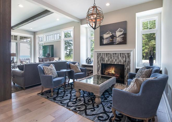 Coastal Beach House For Sale Home Bunch Interior Design