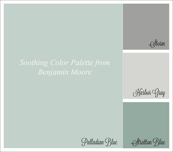 Historical Benjamin Interior Paint Moore