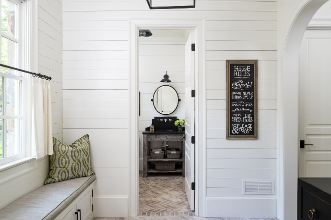 Transitional Cape Cod Style Home Home Bunch Interior